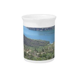 Apache See-Ansicht Getränke Pitcher
