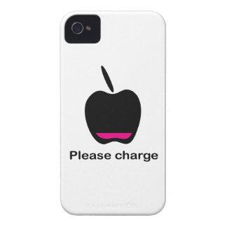 Apfel Akku leer iPhone 4 Case-Mate Hüllen