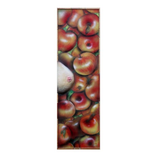 apfel äpfel apples apple poster print druck art