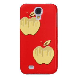 Apfel-Entwurf Galaxy S4 Hülle