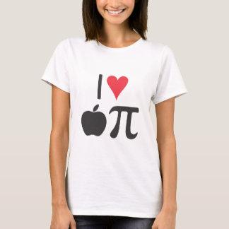 Apfel-PU der Liebe I T-Shirt