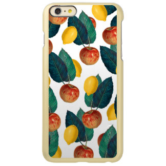 Äpfel und Zitronen