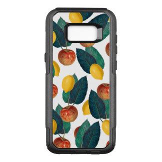 Äpfel und Zitronen OtterBox Commuter Samsung Galaxy S8+ Hülle