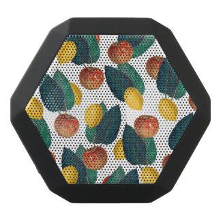 Äpfel und Zitronen Schwarze Bluetooth Lautsprecher