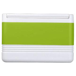 Apfelgrün Kühlbox