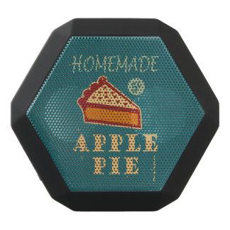 Apfelkuchen Schwarze Bluetooth Lautsprecher