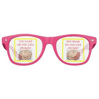 Apfelkuchen Sonnenbrille