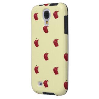 Apfelmustersamsungs-Galaxie S4 Vibe Galaxy S4 Hülle