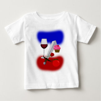 APH-Frankreich Baby T-shirt