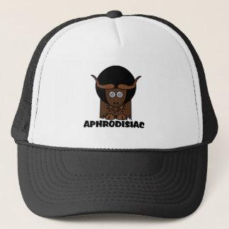 Aphrodisiaclustiger Afro-schwindlige Yak Truckerkappe