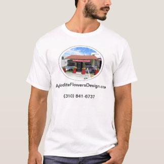 Aphrodite-Blumen T-Shirt