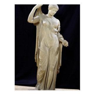 Aphrodite Genetrix, römische Kopie Postkarte