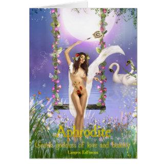 Aphrodite Karte