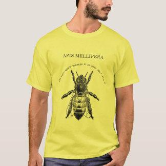 API Mellafera Honig-Bienen-Imkerei T-Shirt