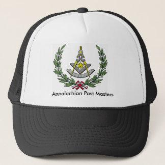 APM Fernlastfahrer-Kappe Truckerkappe
