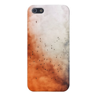 Apokalyptischer Himmel iPhone 5 Etui