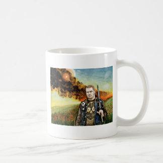 Apokalyptisches Glück Kaffeetasse