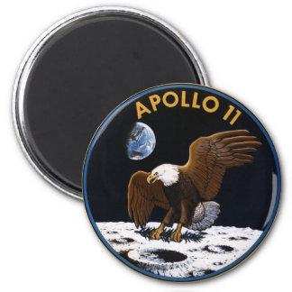 Apollo 11 kühlschrankmagnet