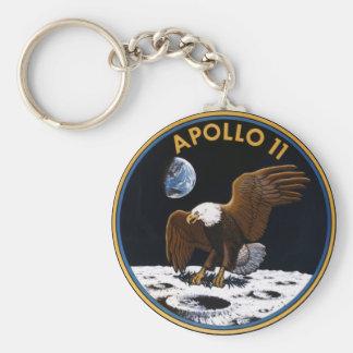 Apollo 11 schlüsselanhänger