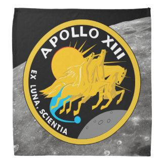 Apollo 13 die NASA-Auftrag-Flecken-Logo Kopftuch