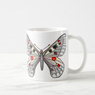 Apollo-Schmetterling Kaffeetasse