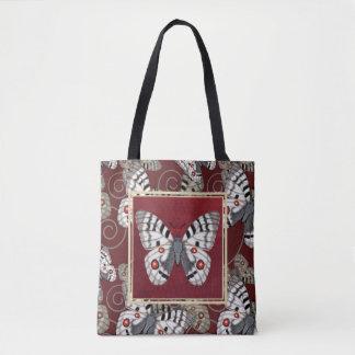 Apollo-Schmetterling Tasche