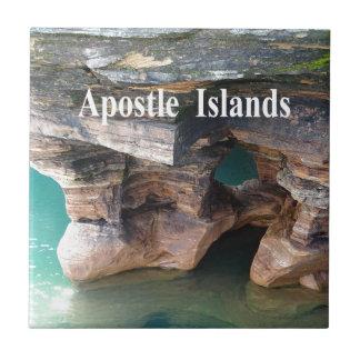 Apostel-Inseln Keramikfliese