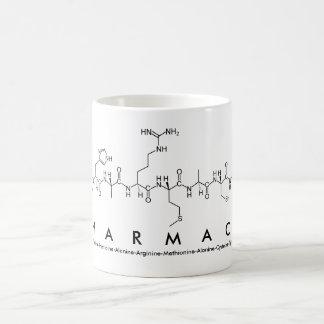 Apothekenpeptid-Wort-Tasse Kaffeetasse