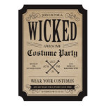 Apotheker-Halloween-Party laden ein Individuelle Ankündigungen