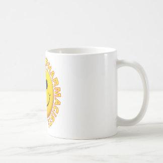 Apotheker vertrauen mir kaffeetasse