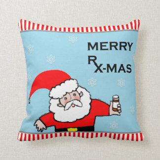 Apotheker-Weihnachten Kissen