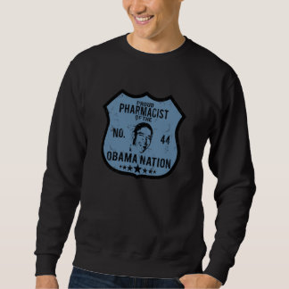 Apothekerobama-Nation Sweatshirt