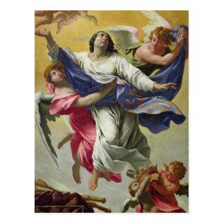 Apotheose von St. Louis, 1639-42 Postkarte