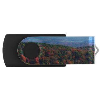 Appalachen in der Fall-Natur-Fotografie USB Stick