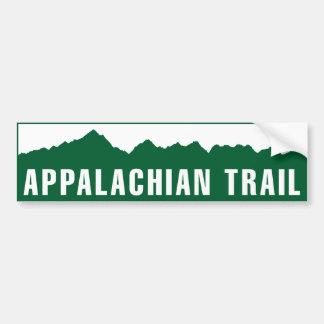 Appalachische Spur (Aufzug) Autoaufkleber