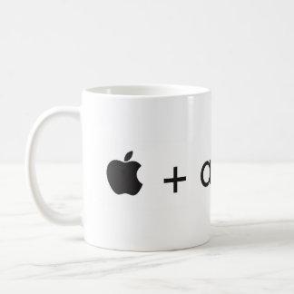 Apple + Alt + ESC Kaffeetasse