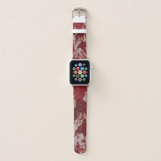 """Apple""""Blumenblatt-"""" Uhrenarmband 38 Millimeter Apple Watch Armband"""