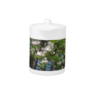 Apple-Blüten
