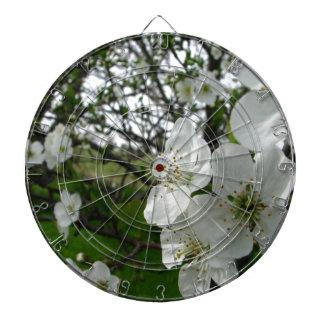 Apple-Blüten Dartscheibe