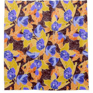 Apple-Blüten-Muster Duschvorhang
