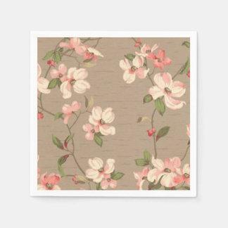 Apple-Blüten Papierservietten