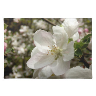 Apple-Blüten-Tischset Tischset