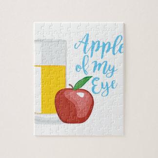 Apple des Auges Puzzle