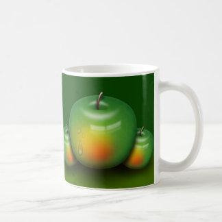 Apple ein Tag Kaffeetasse