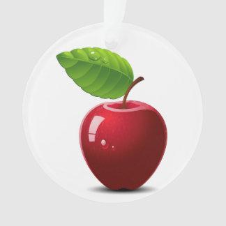 Apple für den Lehrer - Verzierung Ornament
