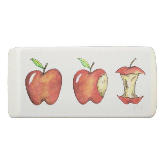 Apple für die Lehrer-SchulBildung besonders Radiergummis 0