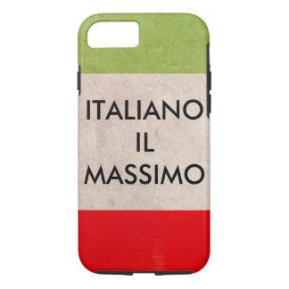 Apple-Handyfall.  stolz, italienisch zu sein iPhone 8/7 Hülle