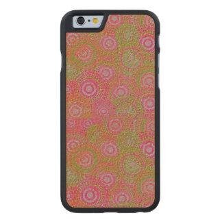Apple iPhone 6 hölzerner schützender Fall Carved® iPhone 6 Hülle Ahorn