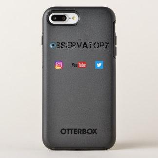 Apple iPhone Otterbox Fall - das Observatorium OtterBox Symmetry iPhone 8 Plus/7 Plus Hülle