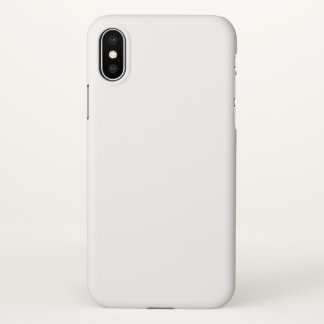 Apple iPhone X Lech-Kasten iPhone X Hülle